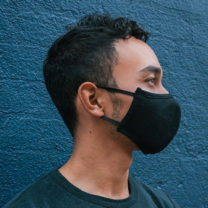 Consejo 2: Usa mascarillas flexibles en la medida de lo posible