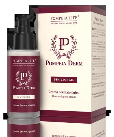 Pompeia Derm Crema Dermatológica Natural