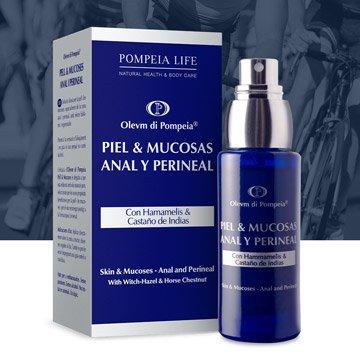 Olevm di Pompeia Piel & Mucosas - Pompeia Life