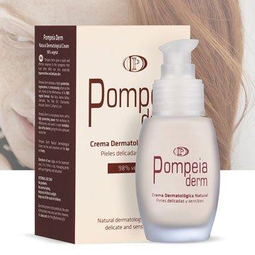 Pompeia Derm - Crema Dermatológica 98% vegetal - Pompeia Life