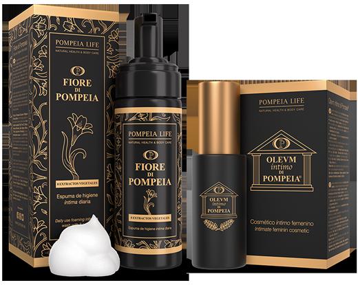 Ritual Diario de Salud Íntima - Pompeia Life