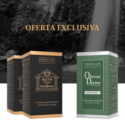 Pack Dúo Olevm Íntimo di Pompeia + Olevm Derma